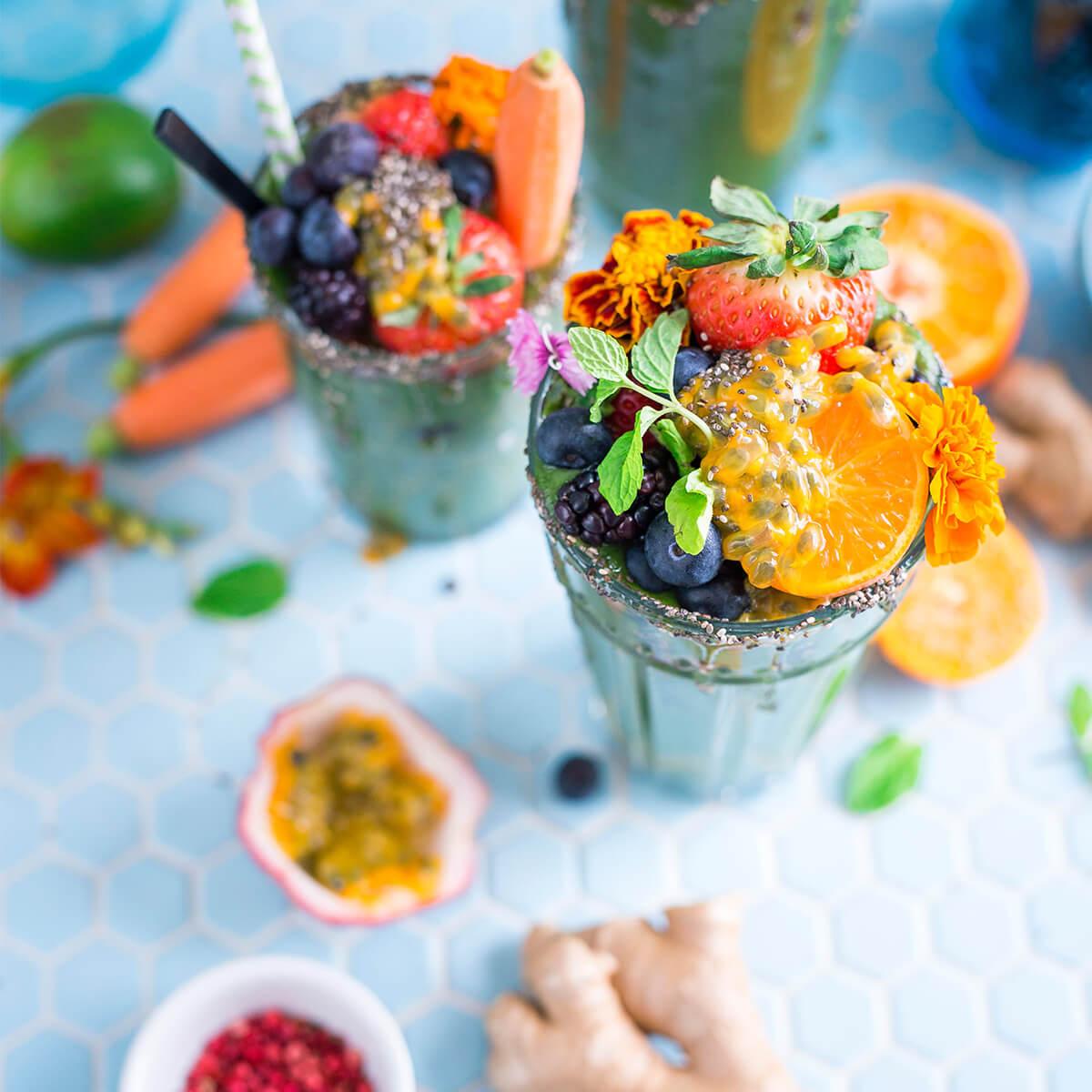 Rusk op i forbrugerne med innovative food koncepter