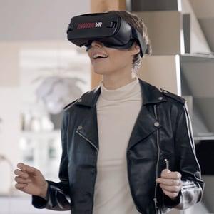 Invita har taget Virtual Reality-brillen på